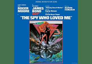 Marvin Hamlisch - James Bond: The Spy Who Loved Me (Ltd.Edt.)  - (Vinyl)