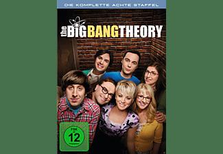 The Big Bang Theory - Staffel 8 DVD