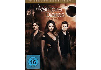 The Vampire Diaries - Staffel 6 DVD
