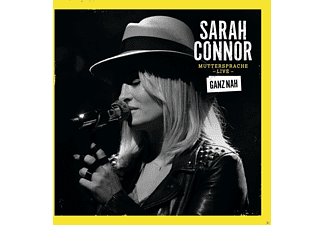 Sarah Connor - Muttersprache Live-Ganz Nah  - (CD)