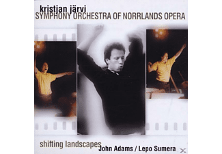 Symphony Orchestra Of Norrland - Shifting Landscapes  - (SACD)