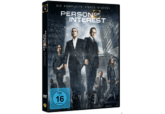 Person Of Interest - Staffel 4 DVD