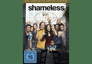 Shameless - Staffel 5 DVD