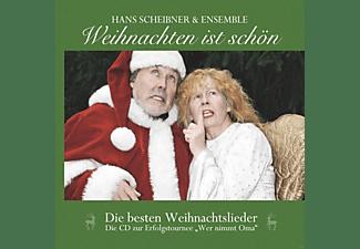Hans Scheibner & Ensemble - Weihnachten Ist Schön  - (CD)