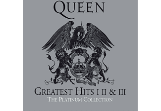 Queen - THE PLATINUM COLLECTION  2011 REMAS CD