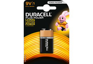 DURACELL Plus Power D Batterier