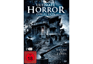 Ultimate Horror Collection DVD