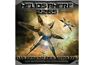 Heliosphere 2265 - Folge 4: Das Gesicht des Verrats  - (CD)