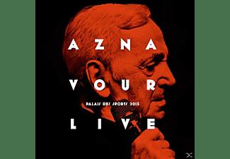Charles Aznavour - Aznavour Live-Palais Des Sports 2015  - (CD)