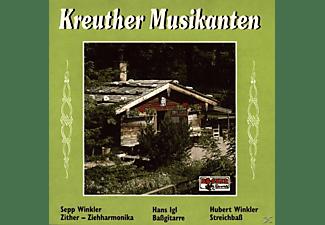Kreuther Musikanten - Instrumental  - (CD)
