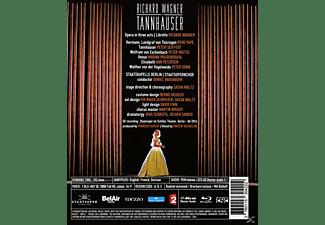 Peter Seiffert, Marina Prudenskaja, René Pape - Tannhäuser  - (Blu-ray)