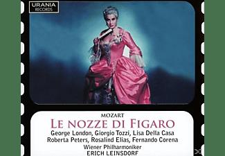 VARIOUS, Wiener Philharmoniker - Le nozze di Figaro  - (CD)