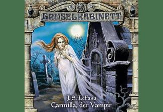 Gruselkabinett 1: Carmilla, der Vampir  - (CD)