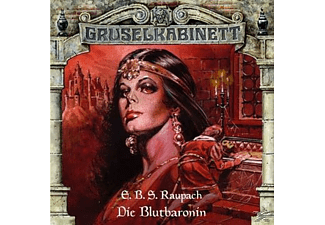 Gruselkabinett 14: Die Blutbaronin  - (CD)