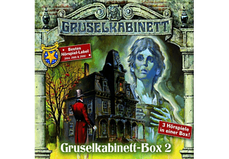 Gruselkabinett Box 02 (Folge 4-6)  - (CD)