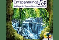 Entspannungszeit - Die Klänge Des Regenwaldes Mit Sanfter Musik [CD]