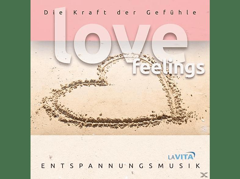 VARIOUS - Love Feelings-D.Kraft Der Gefühle [CD]