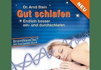 Stein Arnd - Gut Schlafen-Besser Ein-& Durchschlafen  - (CD)