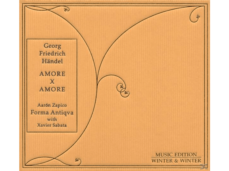 X. & FORMA ANTIQVA Sabata, X/forma Antiqua Sabata - Amore X Amore [CD]