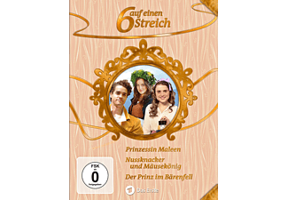 6 auf einen Streich - Märchenbox 13 DVD