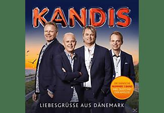 Kandis - Liebesgrüße Aus Dänemark  - (CD)