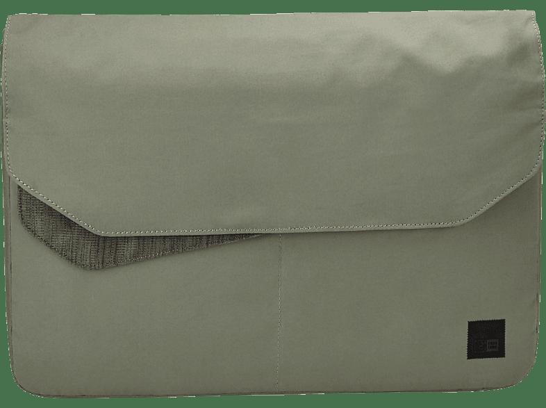 CASE-LOGIC LODS115PTG LoDo Notebooktasche, Sleeve, 15.6 Zoll, Grün
