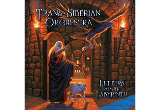 Trans-Siberian Orchestra - Letters From The Labyrinth  - (CD)