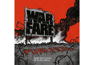 Warfare - Pure Filth: From The Vaults Of Rabid Metal  - (CD)