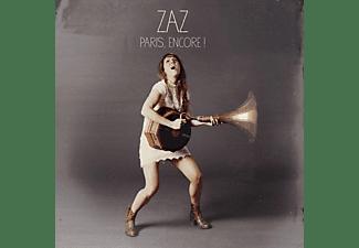 Zaz - Paris, Encore!  - (CD + DVD Video)