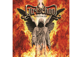 Girlschool - Guilty As Sin (Limited)  - (CD)