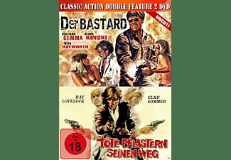 Classic Action Double Feature (Der Bastard / Tote pflastern seinen Weg) DVD