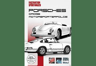 Porsches große Motorsporterfolge DVD