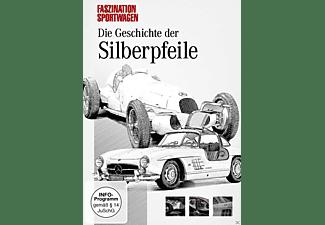 Die Geschichte der Silberpfeile DVD