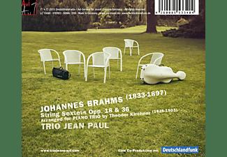 Jean Paul Trio - String Sextets Nos. 1 & 2  - (CD)