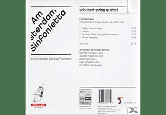 Amsterdam Sinfonietta - Schubert String Quintet  - (SACD Hybrid)