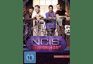 Navy CIS New Orleans – Season 1.2 DVD