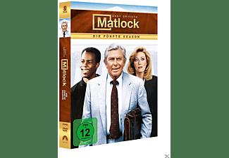 Matlock – Season 5 DVD