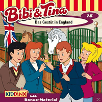 Bibi Und Tina - Folge 78: Das Gestüt In England  - (CD)