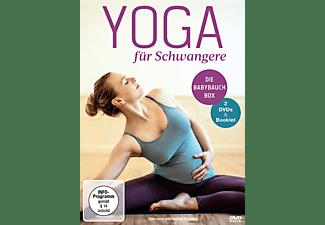 Yoga für Schwangere - Die Babybauch Box DVD
