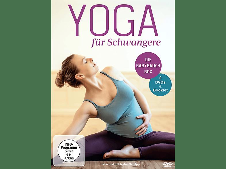 Yoga Fur Schwangere Die Babybauch Box Dvd Online Kaufen Mediamarkt