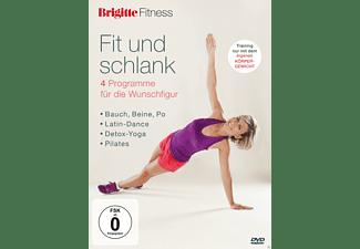 Brigitte Fit & Schlank - 4 Programme für die Wunschfigur DVD