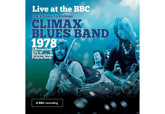 Climax Blues Band - Live At The Bbc (Rock Goes To College, 1978)  - (CD + DVD Video)