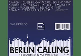 Paul Kalkbrenner - Berlin Calling - The Soundtrack By Paul Kalkbrenner (Ost)  - (CD)