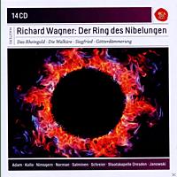 Marek Janowski, Staatskapelle Dresden - Richard Wagner: Der Ring Des Nibelungen [CD]