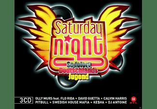 VARIOUS - Rtl2 Saturday Night - Das Party-Album Zur Sendung  - (CD)
