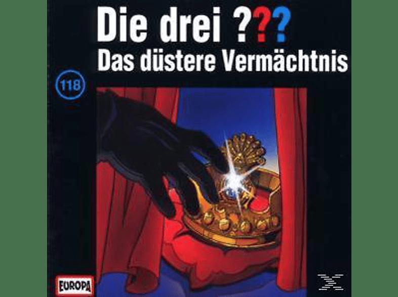 Die drei ??? 118: Das düstere Vermächnis - (CD)