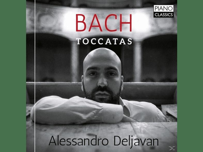 Alessandro Deljavan - Toccatas [CD]