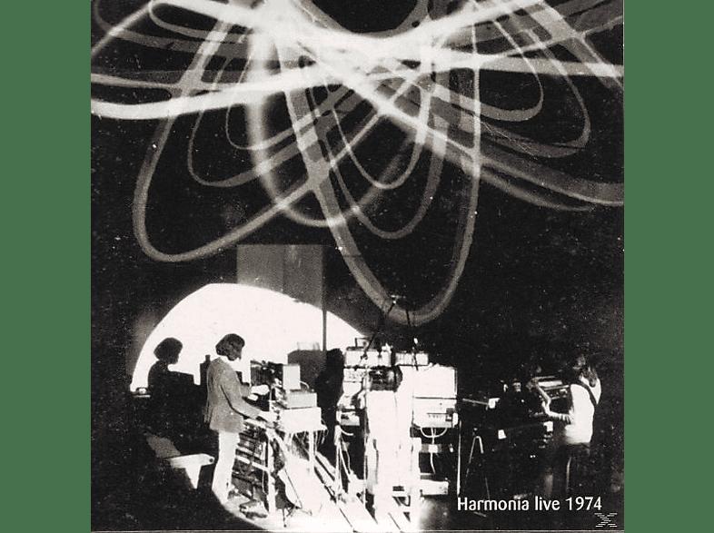 Harmonia - Live 1974 [CD]