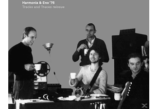 Harmonia & Eno '76 - Tracks And Traces Reissue  - (CD)
