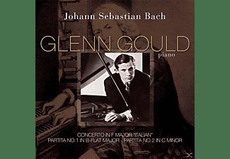 J.S. Bach - Concerto In F Major 'italian'-Parti  - (Vinyl)